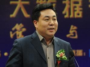 新華網輿情監測分析中心主任段賽民致辭