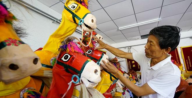 北京:山鄉文化遺産重新煥發生機