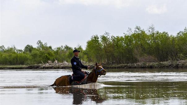 伊犁河畔的生態守護者