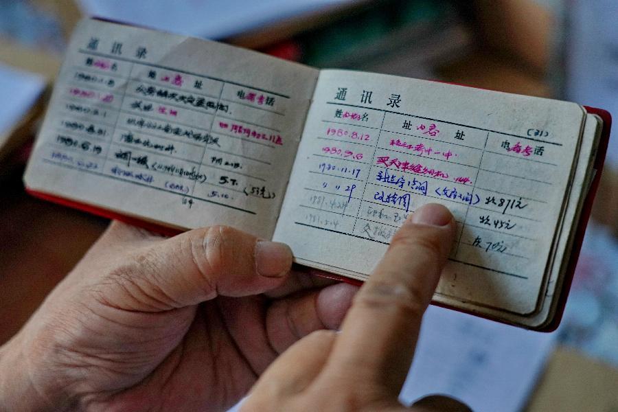 河北灤州:388本家庭賬簿展現生活變遷