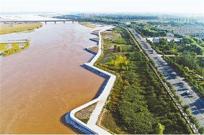 黃河治理這一年:精打細算,用好黃河水