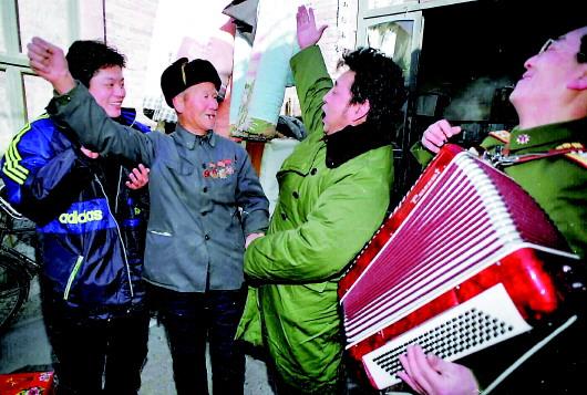 """《中國人民志願軍戰歌》,跨越70年的""""強國之音"""""""