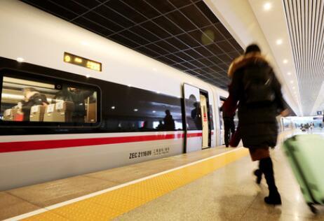 京滬高鐵將推浮動票價 二等座最高上漲約45元