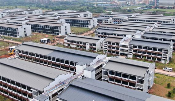 首批醫護人員進駐廣州市國際健康驛站