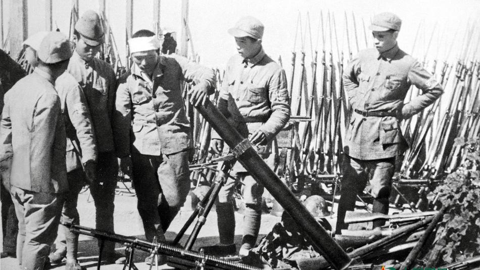 抗戰記憶:解放區軍民對日全面反攻