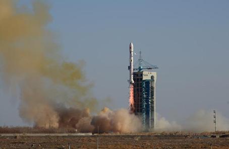 我國成功發射雲海二號衛星