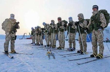 北極地區軍事化愈演愈烈