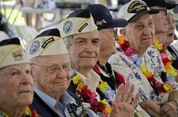 珍珠港事件幸存老兵講述難忘經歷