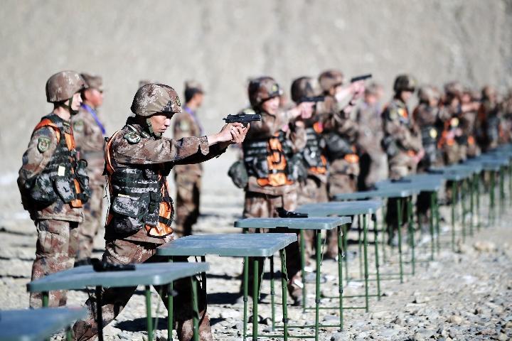 在高原,西藏軍區用這項考核考出政治工作的硝煙味