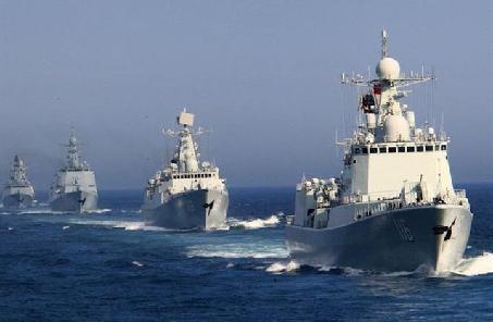 40年過去,中國海軍裝備已躋身世界先進行列