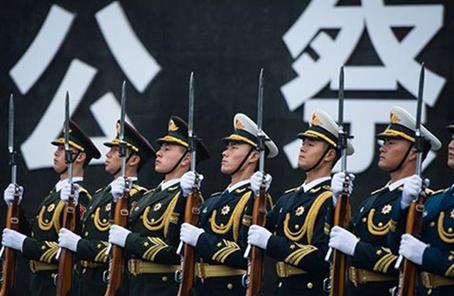 香港舉行南京大屠殺死難者國家公祭儀式