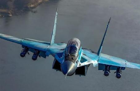 俄軍試飛新型米格-35戰機 可兼容使用多國武器彈藥