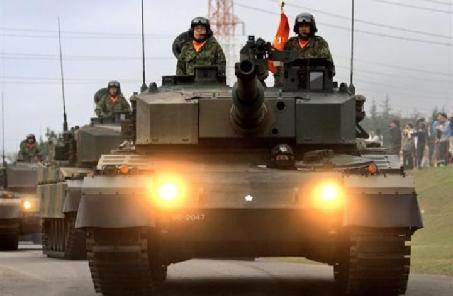 日本未來5年防衛費或達27萬億日元 創史上最高紀錄