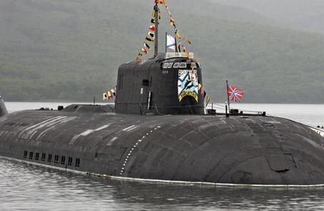 俄遠東奧斯卡級潛艇將配口徑導彈 打擊范圍大增