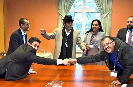 沙特對新一輪也門和談成果表示歡迎