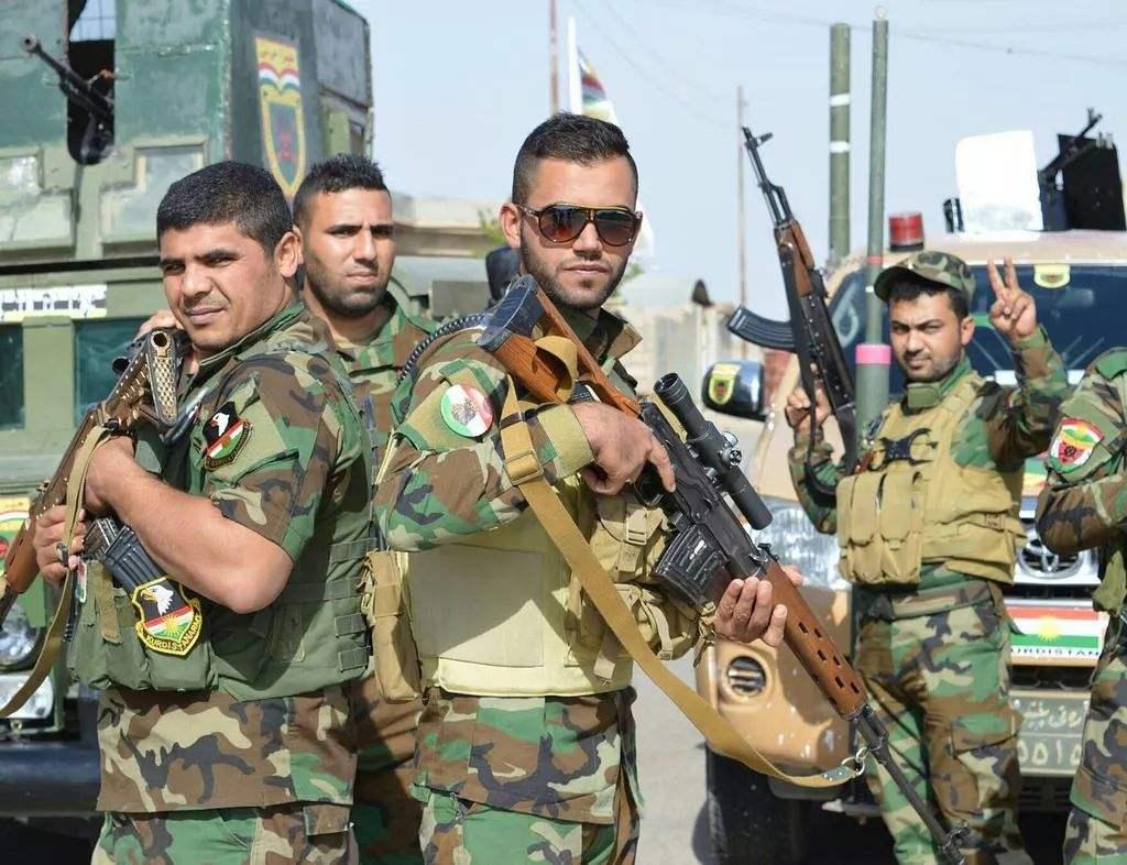 """敘庫爾德武裝警告土耳其別""""過河"""""""
