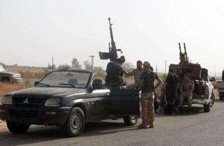 利比亞首都以東發生槍戰致8人死亡