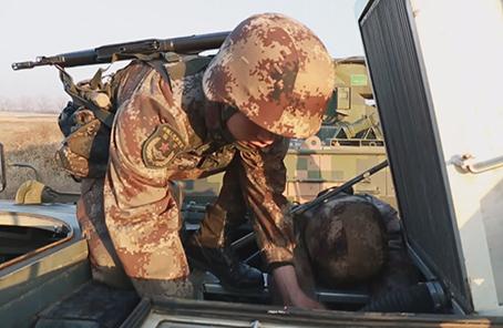 第83集團軍某旅:從難從嚴組織考核檢驗部隊訓練水平