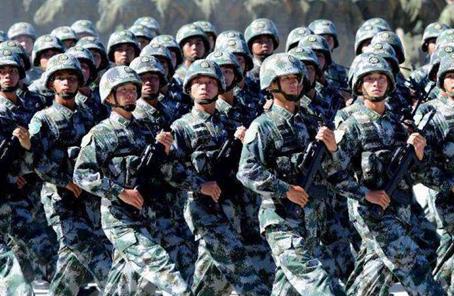 建設一支掌握先進武器的人民軍隊