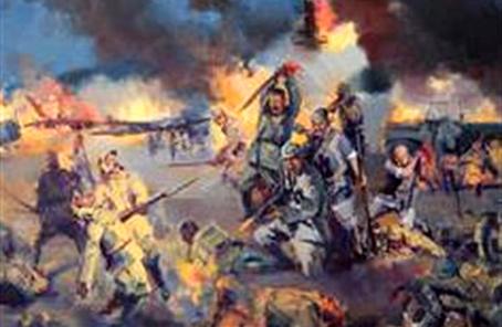 夜襲陽明堡:步兵打飛機的經典戰例
