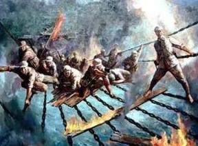 飛奪瀘定橋:中國革命史上的不朽篇章