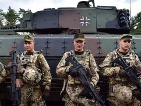 德國國防軍面臨戰備危機