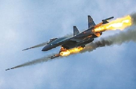 南部戰區空軍航空兵某旅實戰化訓練掠影