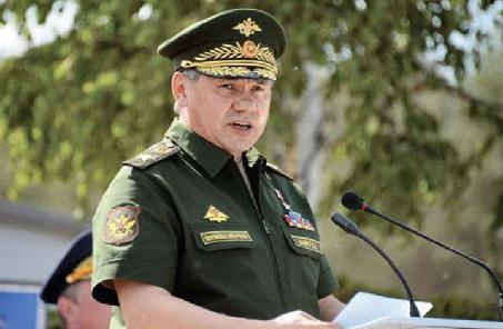 俄防長通報今年俄軍五大建設任務