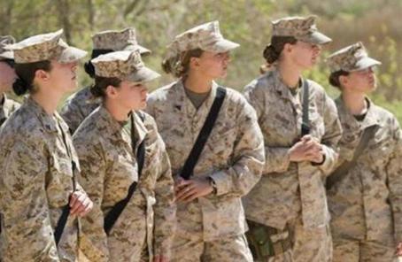 巾幗不讓須眉!美軍一女軍官有望指揮狙擊排