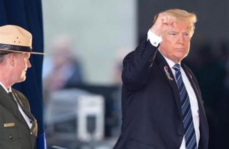 美媒:特朗普曾在2018年多次私下提議美國退出北約