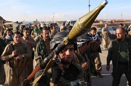 """敘庫爾德武裝拒絕土耳其設立""""安全區"""""""