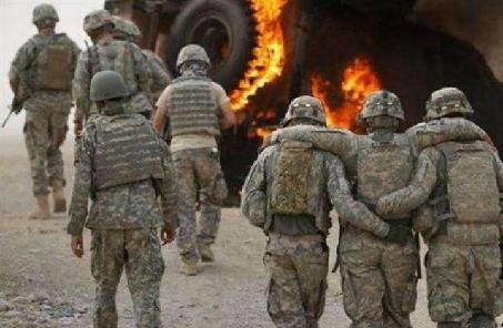 敘曼比季爆炸美士兵或傷亡