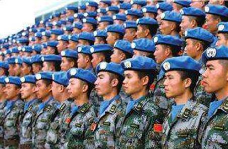加緊健全聯合國維和參與機制戰略規劃