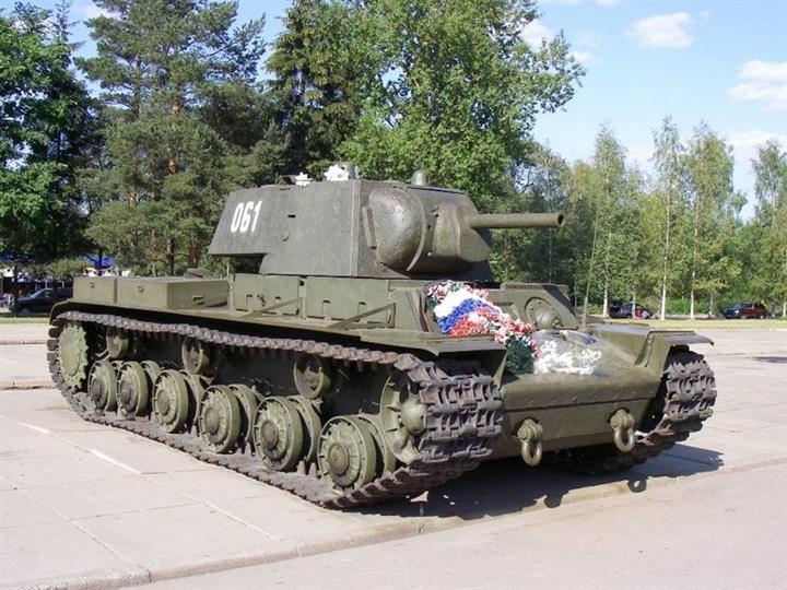 二戰老坦克復活記