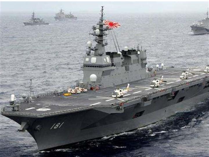 改元之際的日本軍備態勢