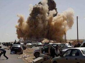 利比亞戰火重燃的背後
