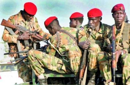 蘇丹軍方暫停與反對派對話