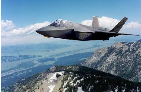 駐日美軍F-35戰機撞鳥 損失超200萬美元