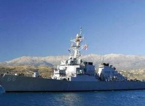 兩艘美驅逐艦進入波斯灣 攜帶戰斧導彈