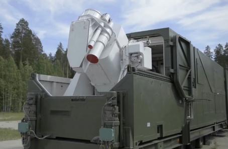 普京説激光武器將決定俄軍21世紀戰鬥力