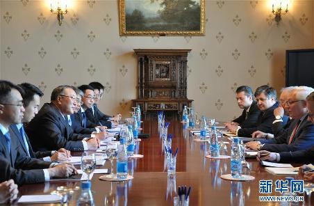 中俄舉行新一輪戰略穩定磋商