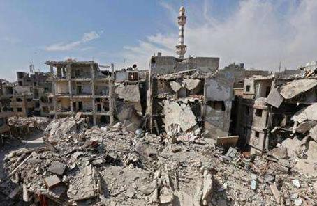 中國支持對敘利亞恐怖組織惡劣行徑進行反擊