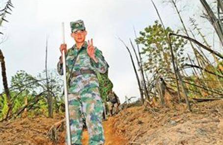 杜富國:我常夢到戰友們唱著軍歌踏入雷場