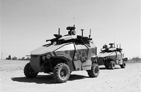 關注未來無人戰場