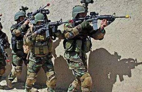 阿富汗安全部隊開展清剿行動 擊斃19名塔利班武裝分子