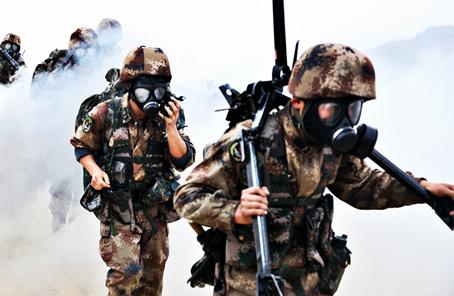 第72集團軍某旅探索合成營戰鬥力生成路徑成效初顯