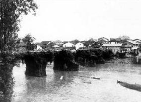 """探訪瑞金""""長徵第一橋"""":一個軍民魚水情深的歷史見證"""