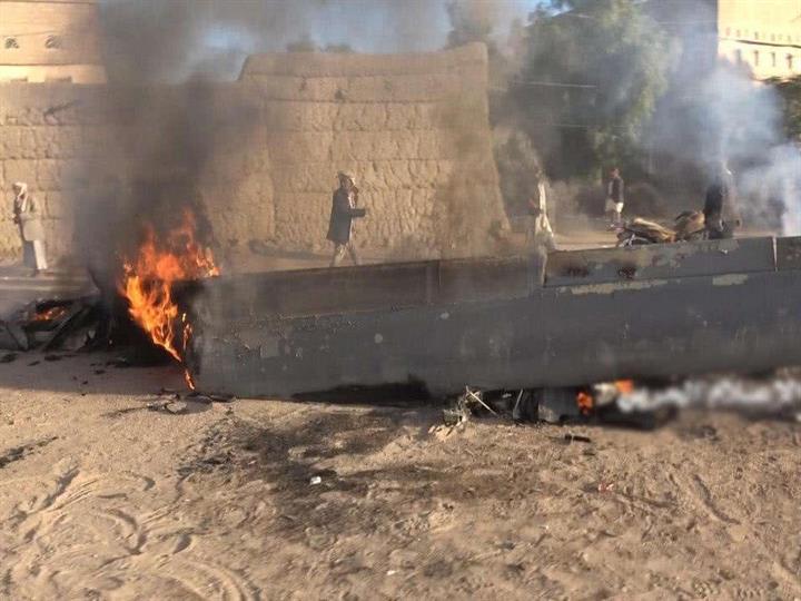 沙特擊落五架也門胡塞武裝無人機