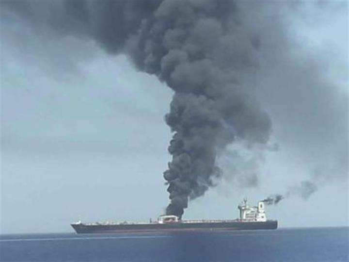 阿曼灣油輪遇襲致海灣局勢緊張 到底誰在背後搞破壞?