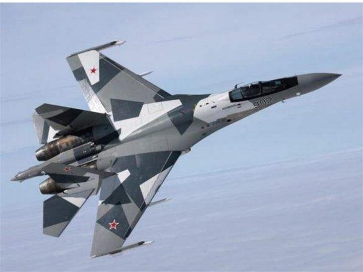 俄媒:巴基斯坦或從俄購買武器 對蘇35感興趣